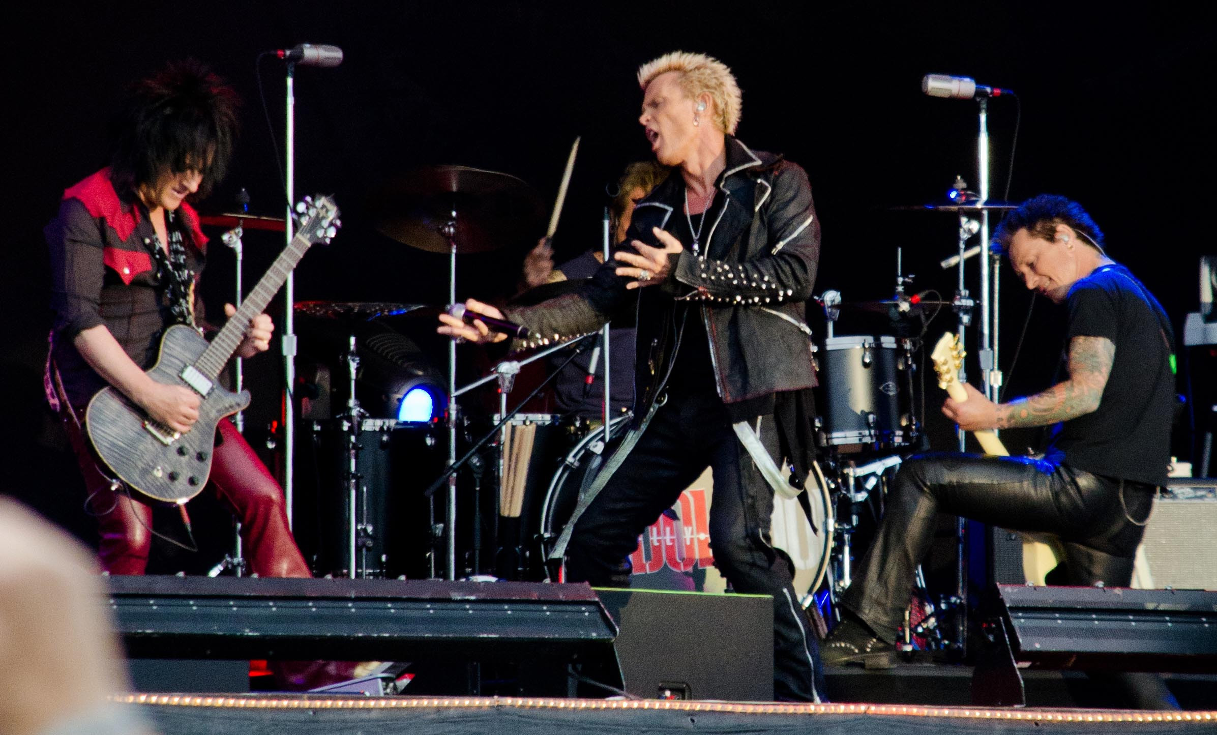 Billy idol!